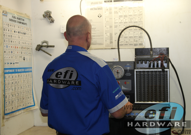 Fuel Injector Cleaning & Testing  Find Your Trusted EFI