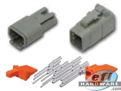 Deutsch DTM 6 Pin Kit