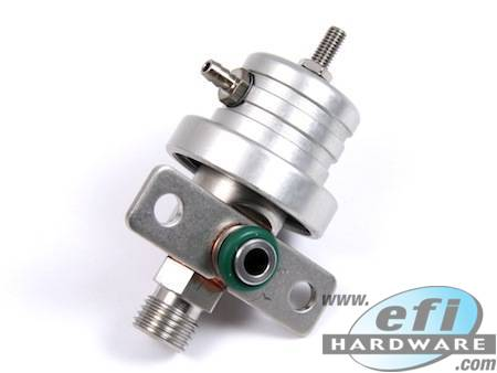 EFI Hardware Adjustable Fuel Pressure Regulator - 2 to 8 Bar