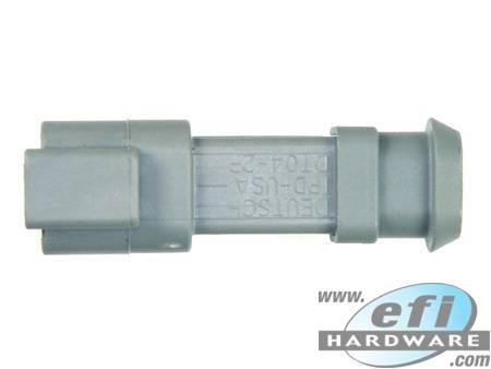 Deutsch Dt 2 Pin Plug With Heatshrink Option