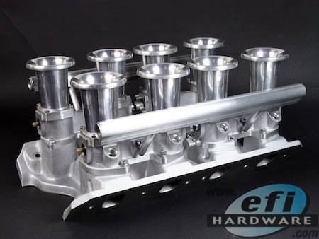 E Series Ford Cleveland Ida Quad Stack Injection