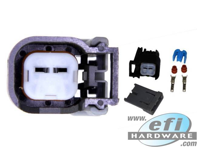 Injector plug kit for uscar