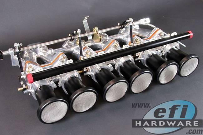 Datsun L28 Racing Throttle Bodies