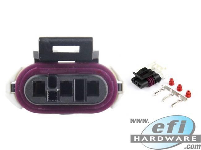 GM Holden Crank Sensor (x24 Tooth)3 Pin Connector Female