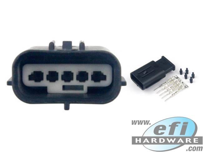 5 Pin Toyota Subaru Afm Plug Late Male Pins