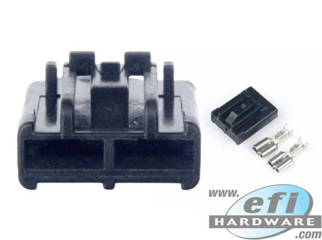 Walbro / Denso / Bosch Fuel Pump ConnectorEFI Hardware