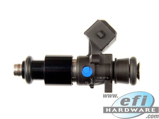 Genuine Bosch 1150cc @ 4 bar 970cc @ 3 bar Injector Extended Nose with  Lower Adapter