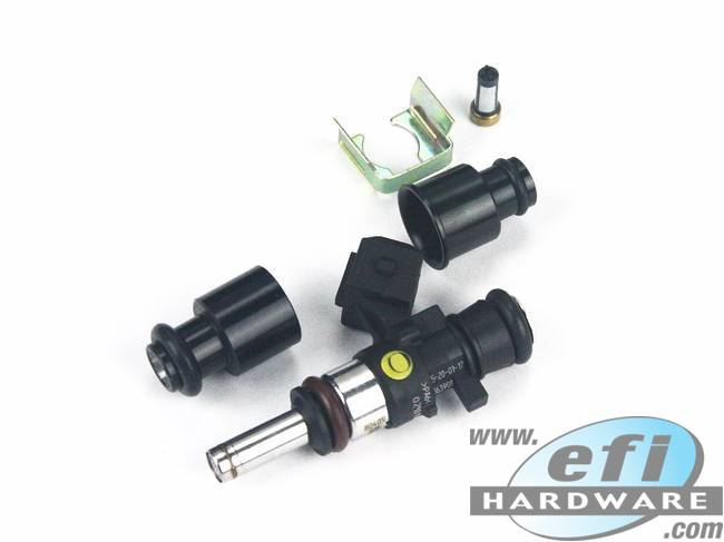 Injector Adaptor Combo For Extended Nose Half Height