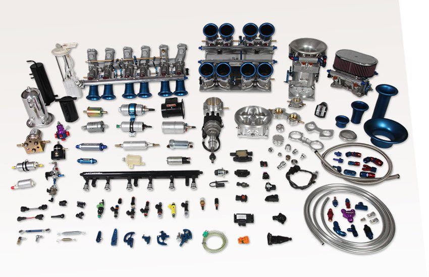 Electronic Fuel Injection Conversion Parts  Australian EFI Online Store