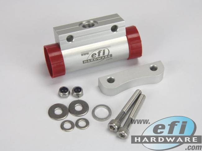 Fuel Temperature and Pressure Single Sensor Manifold