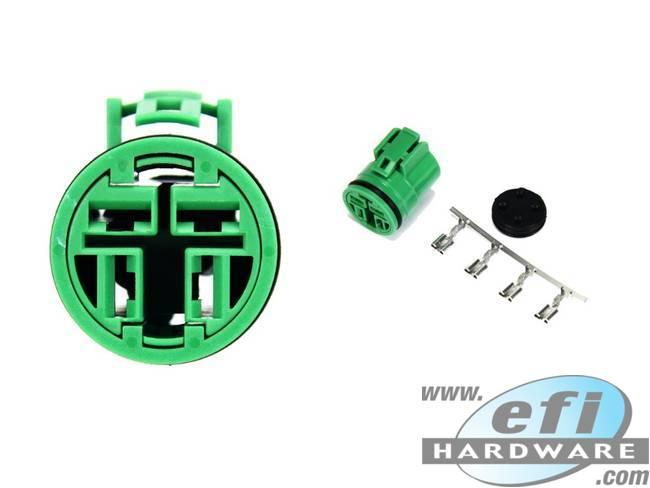 4 Pin Nippon Denso Alternator Connector