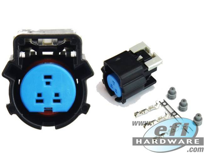 3 Pin GM Oil Pressure Sensor Connector