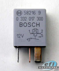 relay Bosch micro series 20 amp