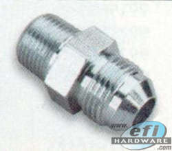 """1/4"""" NPT to -4 adapter"""