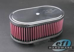 "K & N air filter IDA 5.5 x 9 x 3.25"""