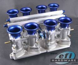 Pro-Series Lexus V8 quad pro street IDF V8 stack injection kit product image