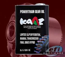 KAAZ Powertrain Gear Oil 2L