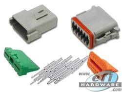 Deutsch DT Connector Kit - 12 Pin Set . . CLICK HERE FOR QUANTITY PRICE BREAKS