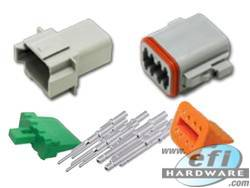 Deutsch DT Connector Kit - 8 Pin Set . . CLICK HERE FOR QUANTITY PRICE BREAKS