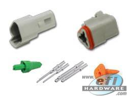 Deutsch DT Connector Kit - 3 Pin Set . . CLICK HERE FOR QUANTITY PRICE BREAKS