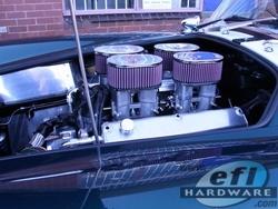 Cobra V8 Multi Stack Injection