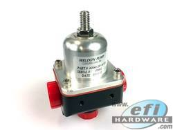Weldon Fuel Pressure Regulator 120PSI