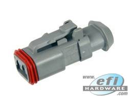 Deutsch DT Plug - 2 Way & Wedgelock & Heatshrink Adapter CLICK HERE FOR PRICE QUANTITY BREAKS