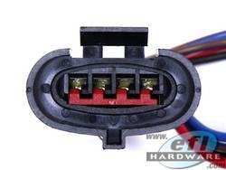 Ford 6 Cylinder Coil Pack Connector With Flying Leads product image