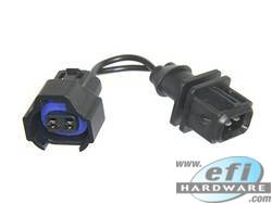 Injector Adapting Loom - Denso Injector to Bosch Harness Plug