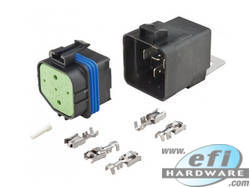 5 Pole Weather Proof Relay Kit