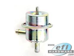 pressure regulator standard 2.5 bar