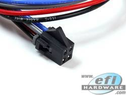Submersible 4 Circuit Wiring Harness, Bulkhead ing Connectors on