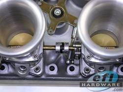 E-Series Ford 289/302 Windsor Quad E-Series Stack Injection