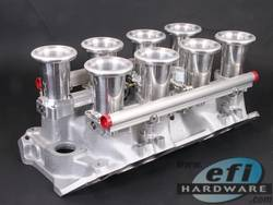 E-Series Chev Big Block V8 Stack Injection System
