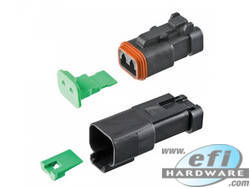 Deutsch DT CAT Spec 2 Way Connector Kit