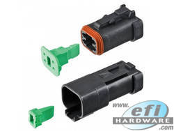 Deutsch DT CAT Spec 4 Way Connector Kit