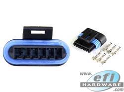 GM Holden TPS Flat 6 Pin Connector Female