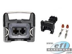 injector plug, pins and seals - No boot product image