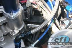 Cobra Replica V8 Engine Detail