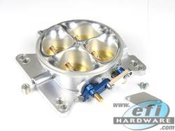 throttle body 4 barrel low profile 46.5mm