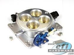 throttle body 4 barrel low profile 40mm kit