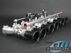 PRO-RACE Hemi 6 cyl tapered bore kit with high performance manifold 45, 48 or 50mm product image