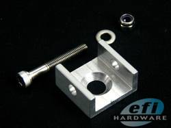 Fuel Rail Clevis for E-Series Fuel Rail Extrusion