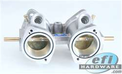 PRO-RACE throttle body DCOE sizes 45mm to 52mm product image
