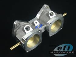 E-Series DCOE Throttle Body