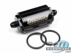 Fuel Filter - 100 Micron - Small - Speed Flow
