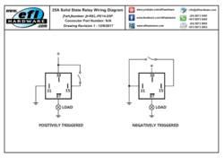 H-REL-PE14-25P wiring diagram