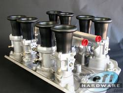 Pro-Series GMH 308 / 304 Quad Pro Street IDF V8 stack injection product image