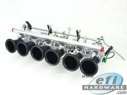 PRO STREET-SERIES Nissan L series 6 cyl kit with high performance Japanese manifold 45, 48 or 50mm