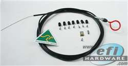 remote cable kit - 4 metres long